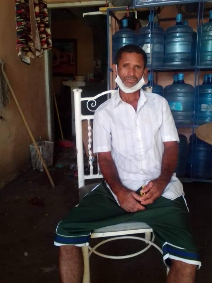 En Montecristi reportan hombre desaparecido