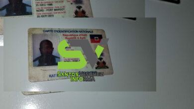 Photo of Autoridades de la Digesett  identifican hombre murió al caer de una patana en Montecristi