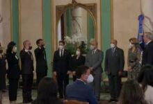 Photo of Abinader juramenta nuevos jueces del Tribunal Constitucional y a Ortega Polanco ratificado en la SCJ