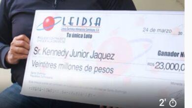 Photo of Ganó 23 millones de pesos en la lotería pero lo perdió todo